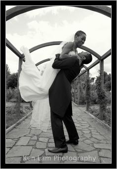 An African/Carribean Wedding
