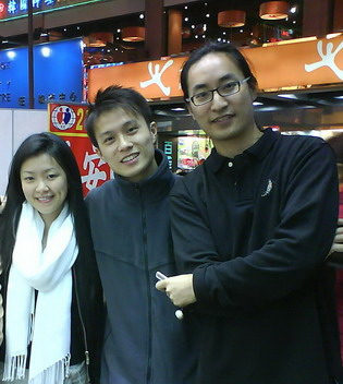 Lawrence Tsang, Ken Lam