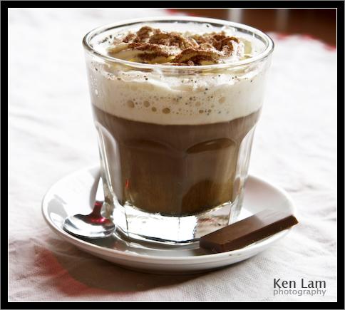 Oh-So-Delightful Cappuccino