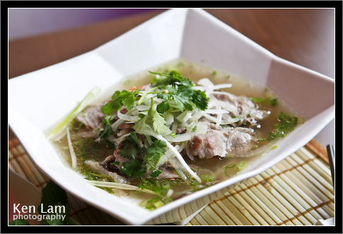 Beef Noodles in Soup