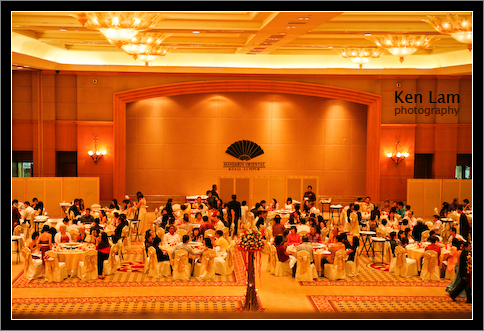 Wedding in Kuala Lumpur - Mandarin Oriental Hotel