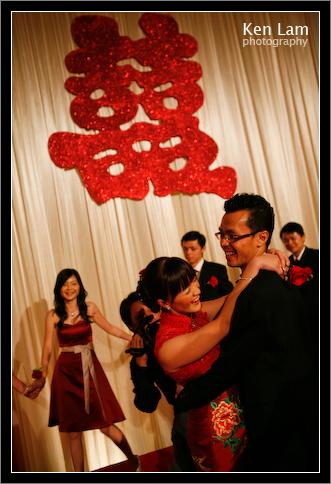 Wedding in Mandarin Oriental Hotel, Kuala Lumpur - First dance